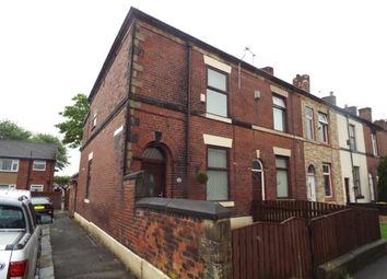 Thumbnail 3 bedroom end terrace house for sale in Walshaw Road, Bury, Greater Manchester