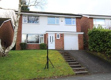 Thumbnail 4 bed detached house to rent in Kennedy Avenue, Macclesfield