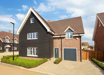 Thumbnail 5 bed detached house for sale in The Chestnut At The Ridings, Aldenham, Watford, Hertfordshire