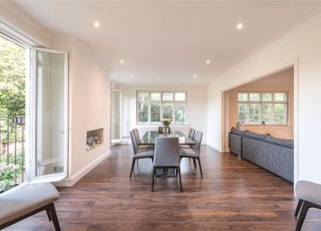 Thumbnail 3 bed flat for sale in Lyndhurst Gardens, London
