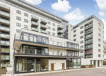 Thumbnail 1 bed flat for sale in Wharf Street, London