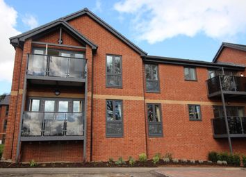 Thumbnail 2 bed flat for sale in Carmel Road North, Darlington