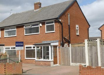 Thumbnail 3 bed semi-detached house for sale in Parkfield Drive, Whitby, Ellesmere Port