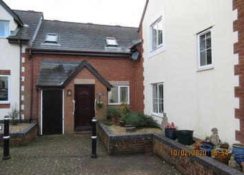 Thumbnail 2 bedroom terraced house to rent in Tremaine Close, Honiton
