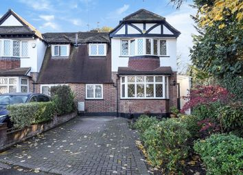 Thumbnail 3 bed semi-detached house for sale in Canons Close, Edgware