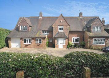 Thumbnail 4 bed detached house for sale in Farm Lane, Ashtead