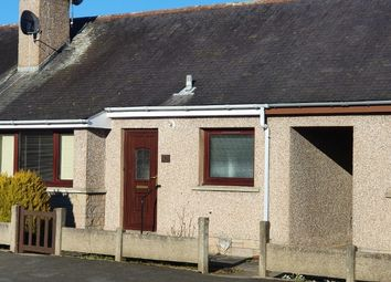 Thumbnail 1 bedroom terraced bungalow to rent in Park Crescent, Ellon, Aberdeenshire