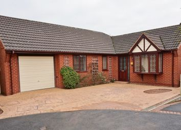 Thumbnail 3 bed bungalow for sale in Sharrard Close, Underwood