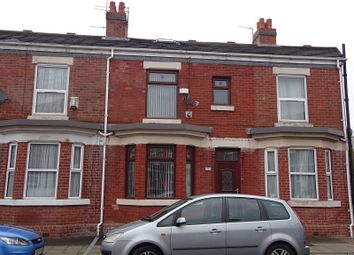 Thumbnail 3 bed terraced house for sale in Woodliffe Street, Old Trafford, Manchester