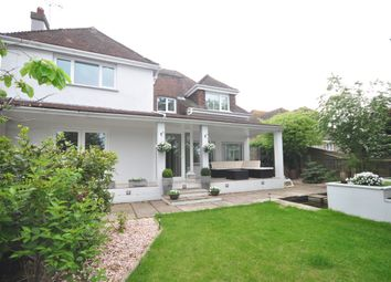 Thumbnail 4 bed detached house to rent in Grange Park, Ferring, Worthing