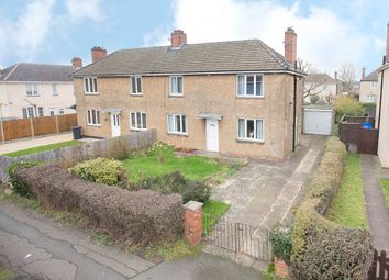 Thumbnail 2 bed semi-detached house for sale in Station Road, Corby