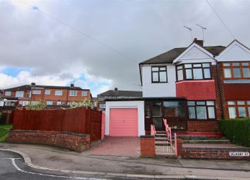 Thumbnail 3 bedroom semi-detached house for sale in Silksby Street, Cheylesmore, Coventry
