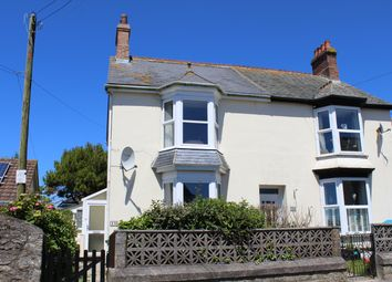 Thumbnail 3 bed semi-detached house for sale in Cape Cornwall Steeet, St Just