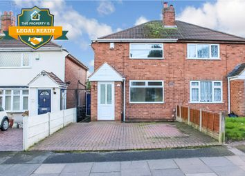 Thumbnail 3 bed semi-detached house for sale in Shady Lane, Great Barr, Birmingham