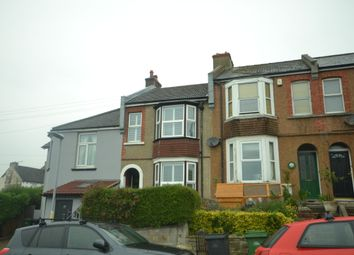 Thumbnail 2 bedroom terraced house to rent in Clifton Road, Hastings