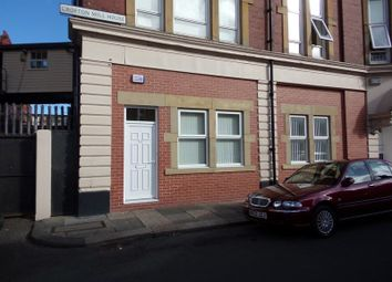 Thumbnail 1 bedroom flat to rent in Croft Road, Blyth