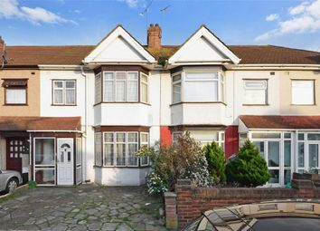 Thumbnail 3 bed terraced house for sale in Montpelier Gardens, Romford, Essex