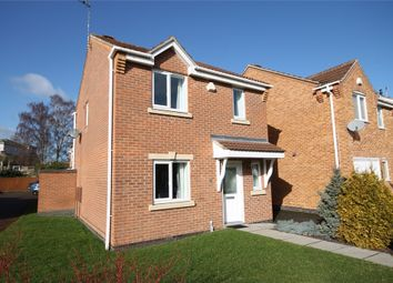 Thumbnail 3 bed detached house for sale in Broughton Drive, Newark, Nottinghamshire.