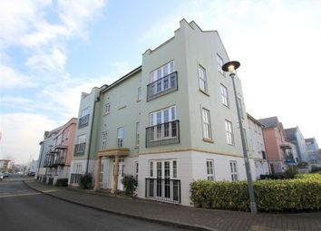 Thumbnail 2 bed flat for sale in Burlington Road, Portishead, North Somerset