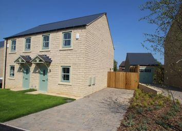 Thumbnail 2 bed semi-detached house for sale in 13, Nidderdale Hill View, Darley