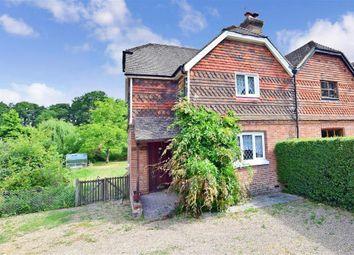 Thumbnail 2 bed semi-detached house for sale in Copthorne Road, Felbridge, West Sussex