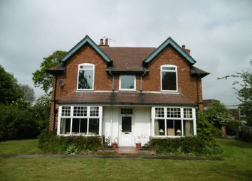 Thumbnail 4 bed detached house for sale in 52 & 52A Church Street, Warsop, Mansfield, Nottinghamshire