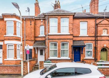 Thumbnail 2 bed terraced house for sale in Selbourne Street, Loughborough