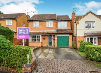 Thumbnail 4 bed detached house for sale in Eastbrae Road, Derby