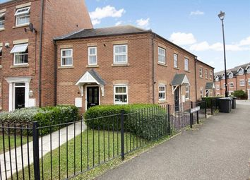 Thumbnail 2 bed maisonette for sale in Pentland Drive, Greylees, Sleaford