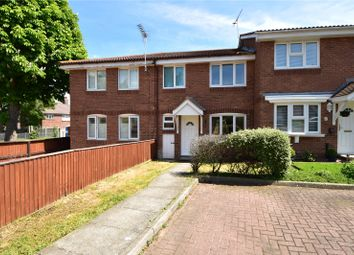 Thumbnail 3 bed terraced house for sale in St Peters Close, Swanscombe, Kent