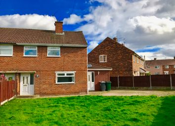 Thumbnail 3 bed semi-detached house to rent in Riverdale Road, Doncaster