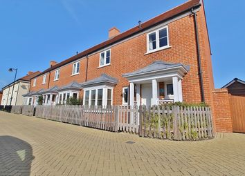 Thumbnail 2 bed end terrace house for sale in Pearmain Parade, Waterlooville