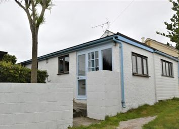 Thumbnail 2 bed detached bungalow for sale in Gwithian Towans, Gwithian, Hayle, Cornwall