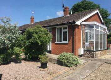 Thumbnail 2 bed detached bungalow for sale in Monkmoor Road, Oswestry