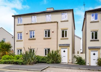 Thumbnail 3 bed semi-detached house for sale in Long Down Avenue, Cheswick Village, Bristol