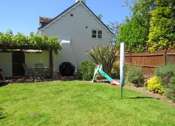 Thumbnail 4 bed detached house for sale in Romsey Road, Cadnam, Southampton