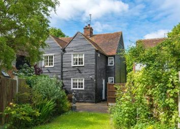 Thumbnail 2 bedroom semi-detached house for sale in Hutton Village, Hutton, Brentwood, Essex