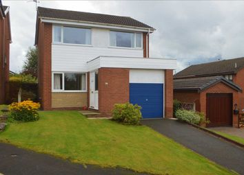 Thumbnail 3 bed detached house for sale in Guildford Avenue, Heapey, Chorley