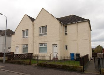 Thumbnail 1 bed flat for sale in Young Street, Ardrossan