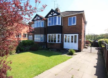 Thumbnail 3 bed semi-detached house for sale in Clough Hall Road, Kidsgrove, Stoke-On-Trent
