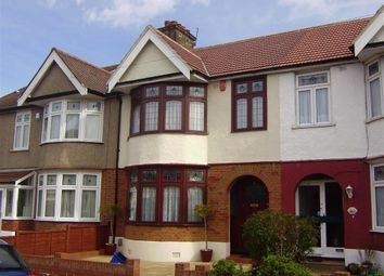 Thumbnail 3 bedroom terraced house to rent in Brixham Gardens, Ilford, Essex