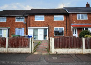 Thumbnail 3 bed terraced house for sale in Epping Drive, Sale, Greater Manchester
