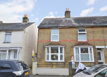 Thumbnail 2 bed end terrace house to rent in Kings Road, East Cowes