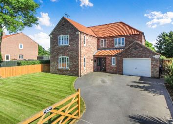 Thumbnail 4 bed detached house for sale in North Townside Rd, North Frodingham, North Frodingham, Driffield