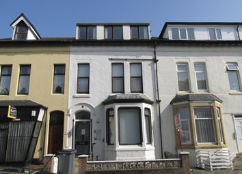 Thumbnail 2 bed flat to rent in Regent Road, Blackpool