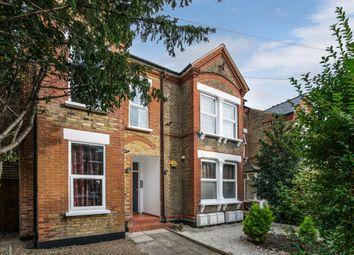 Thumbnail 2 bed flat for sale in Eardley Road, London