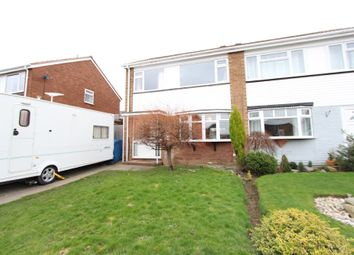 Thumbnail 3 bed semi-detached house for sale in Hillman, Glascote, Tamworth