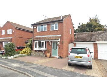 Thumbnail 3 bed detached house for sale in St Martins Green, Trimley St Martin, Felixstowe