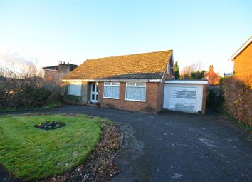 Thumbnail 5 bedroom detached bungalow for sale in Hereford Way, Stalybridge