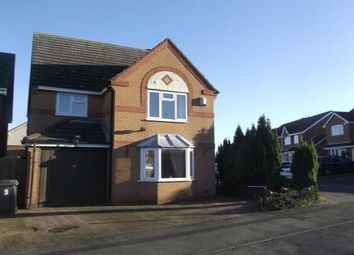 Thumbnail 4 bed property to rent in Northolt Drive, Nuthall, Nottingham